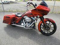 Harley Road Glide Bagger 2012