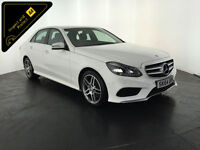 2014 64 MERCEDES-BENZ E220 AMG SPORT CDI AUTO 1 OWNER FINANCE PX WELCOME