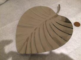 New leaf tray