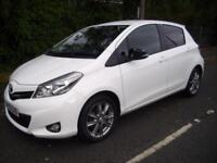 Toyota Yaris 1.33 VVT-i ( 99bhp ) 2012MY SR