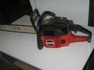 Jonsereds chainsaw