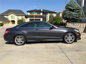 2010 Mercedes-Benz E-Class E550 Coupe Sport/AMG package
