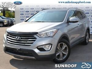 2013 Hyundai Santa Fe Luxury  XL,7Pass,Leather,Roof