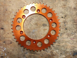 KTM 2016 factory sprockets