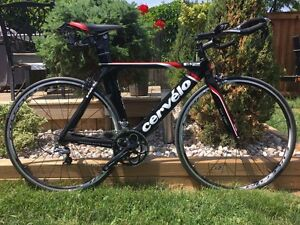 Cervelo P2 Triathlon Bike (51cm)