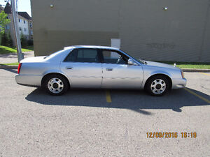 2003 Cadillac DeVille ,Bas millage..$3200 Négotiable !!!