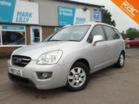 2007 Kia Carens 2.0CRDi NOW SOLD LARGE FOURCOURT WITH OVER 80 SIMILAR VEHICLES
