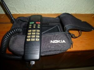 Nokia C250   Bag Cell Phone