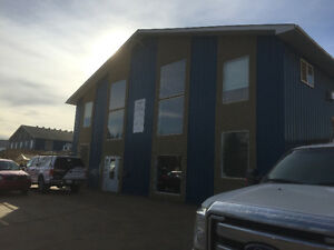 Warehouse/Office/Showroom for lease.
