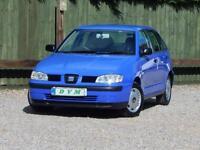 Seat Ibiza 1.4 2000MY S