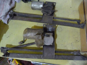 Mazda RX3 Wiper Motor Assembly Rare Item For A Vintage Rotary