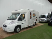 *NOW SOLD* AUTOCRUISE SPORTSTAR / LOW PROFILE / GARAGE / 3 BERTH / 19.5 FOOT