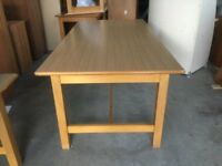 Large committee table