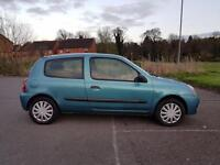 Renault Clio 1.2 ( a/c ) Campus 2007 GOOD LOOKER - FULL MOT - HPI CLEAR