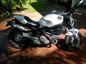 Ducati Monster LAMS '11 Darwin CBD Darwin City Preview
