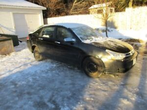 Selling Parts Off 2009 Ford Focus 4 Door