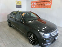 2012 Mercedes-Benz C220 2.1CDI 170 B/E AMG SPORT PLUS *BUY FOR ONLY £64 A WEEK*