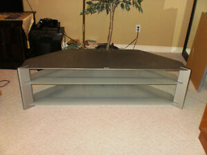 Sony Tempered Glass TV Stand
