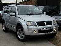SUZUKI GRAND VITARA 2.0 16V Silver 5dr Manual Low Mileage 2006 (56)