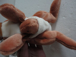 TY POUCH The KANGAROO MOTHER AND JOEY RETIRED BEANIE BABY, TUSH London Ontario image 6