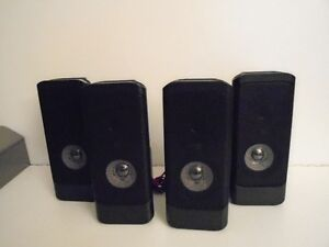 RCA FRONT AND REAR SPEAKERS (4) Cambridge Kitchener Area image 1