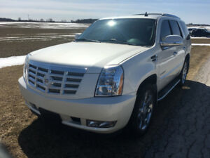 2010 CADILLAC ESCALADE SUV AWD LEATHER DVD