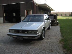 1989 Oldsmobile Regency Touring