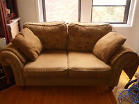 Loveseat in great condition.