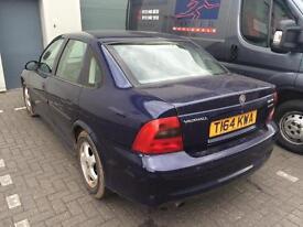 Vauxhall/Opel Vectra 1.8i 16v ( a/c ) 1999 T reg Club