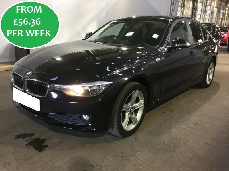 FROM £244.26 PER MONTH - BMW 318 2.0 TD SE SALOON 4 DOOR DIESEL MANUAL
