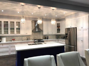 QUALITY KITCHENS-TRADITIONAL & MODERN HIGH GLOSS, VANITIES