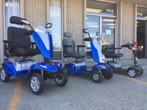 New Kymco Scooters - Fall / Winter Sale!