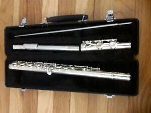 Silver Plated Armstrong Flute