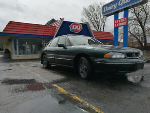 1997 Pontiac Bonneville SE Leather Cuir Climate Control CD Sedan