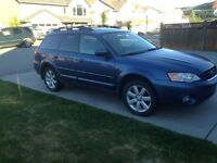 Subaru outback 2007 limited edition