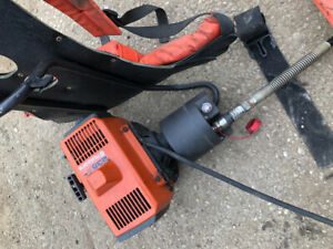 Commercial quality back pack hydro limb pruner $280