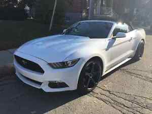 2015 Ford Mustang Convertible Cabriolet