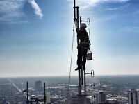 Tower Removal & Installs - Get rid of your old TV Antenna Tower!