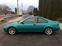 1993 Honda Civic Coupe