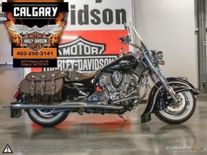 2014 Indian Motorcycle Chief Vintage Thunder Black