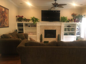 FULLY FURNISHED 2 or 3 BEDROOM FOR RENT - BEAR MOUNTAIN
