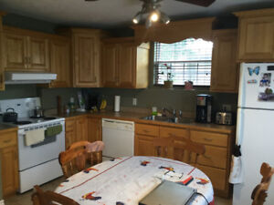 2 bdr adult in law suite off Thomas St in Dieppe for October 1st