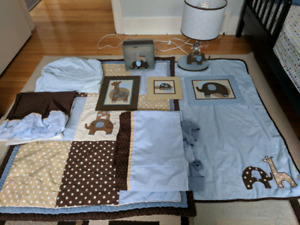 Nursery Bedding and Decor