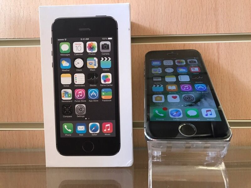 iPhone 5s on O2 Boxedin DundeeGumtree - iPhone 5s Slate Grey 16gbOn O2 networks (GiffGaff, Tesco)Excellent condition around, tempered glass fittedComes with box and chargerReceipt & 30 days warranty if any parts fail apart from water and physical damage!Sold by DEXTEROUS DEEDS (179 High...