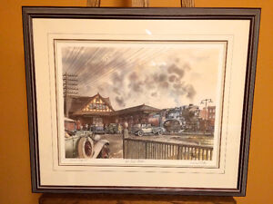 Limited Edition Print by Wentworth D Folkins