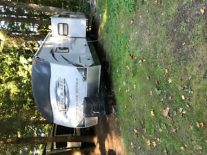 2011 Aerolite Travel Trailer 30ft