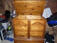 custom cedar hope chest
