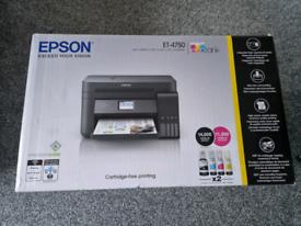 Printer Epson ET-4750 brand new, sealed