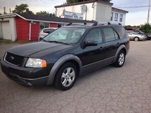 2007 Ford Freestyle SEL AWD Fully Loaded Safety E-tested $3495!!