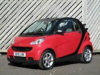 2010 smart fortwo 1.0mhd Pulse Cabriolet - GREAT FUN !! Convertible PETROL Man